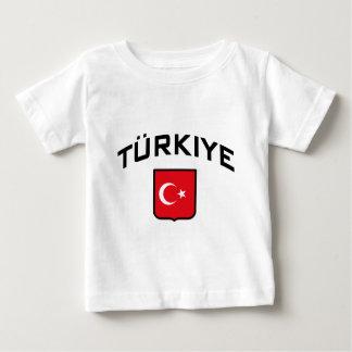 Turkiye Baby T-Shirt
