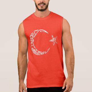 Türkiye Cumhuriyeti - Atatürk Sleeveless Shirt