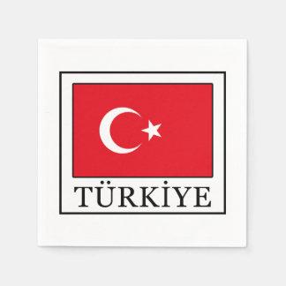 Türkiye Disposable Napkin