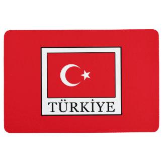 Türkiye Floor Mat