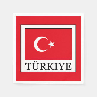 Türkiye Paper Napkin