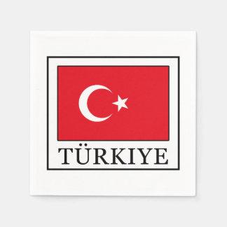 Türkiye Paper Serviettes