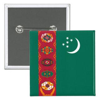 turkmenistan pinback buttons
