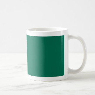 Turkmenistan Flag Coffee Mug