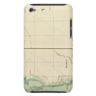 Turkmenistan Iran 53 iPod Touch Case-Mate Case