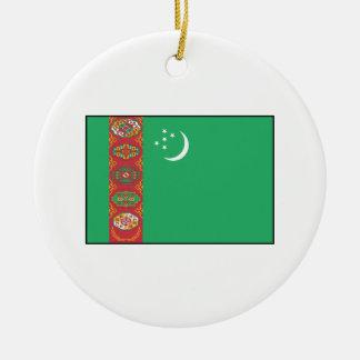 Turkmenistan – Turkmen Flag Ornaments