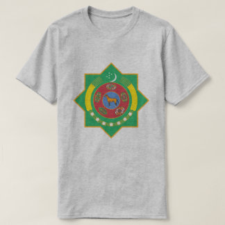 Turkmenistan's Coat of Arms T-shirt