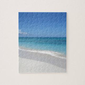 Turks and Caicos Dream Beach Jigsaw Puzzle