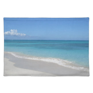 Turks and Caicos Dream Beach Placemats