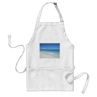 Turks and Caicos Dream Beach Standard Apron