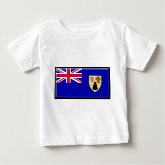 Turks and Caicos Flag T-shirts