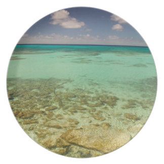 Turks and Caicos, Grand Turk Island, Cockburn 2 Plate