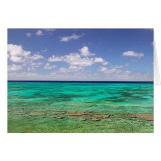 Turks and Caicos, Grand Turk Island, Cockburn 3 Card