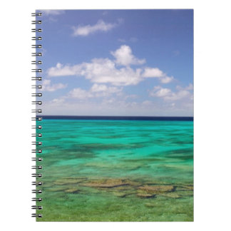 Turks and Caicos, Grand Turk Island, Cockburn 3 Notebook