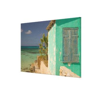 Turks and Caicos, Grand Turk Island, Cockburn 4 Canvas Print
