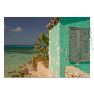 Turks and Caicos, Grand Turk Island, Cockburn 4 Card