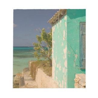 Turks and Caicos, Grand Turk Island, Cockburn 4 Notepad