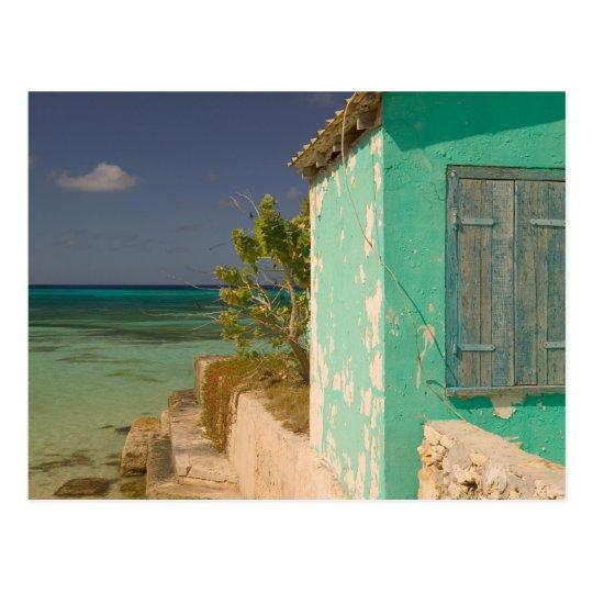 Turks and Caicos, Grand Turk Island, Cockburn 4 Postcard