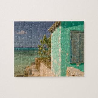 Turks and Caicos, Grand Turk Island, Cockburn 4 Puzzles