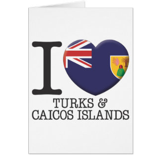 Turks and Caicos Islands Card