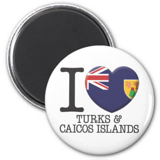 Turks and Caicos Islands Magnet