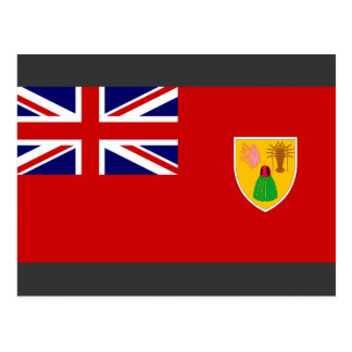 Turks and Caicos Islands United Kingdom Post Card