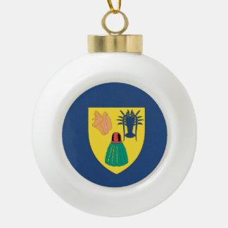 Turks and Caicos Ornament