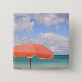Turks and Caicos, Providenciales Island, Grace 15 Cm Square Badge