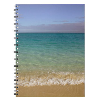 Turks and Caicos, Providenciales Island, Grace 2 Notebook