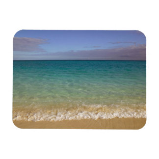 Turks and Caicos, Providenciales Island, Grace 2 Rectangular Magnet