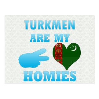 Turks are my Homies Postcard