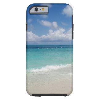 Turks & Caicos Beach iPhone Case Tough iPhone 6 Case
