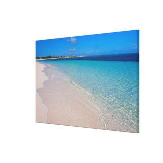 Turks & Caicos Club, Providenciales, Turks & Stretched Canvas Prints
