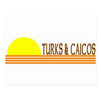 Turks & Caicos Postcard