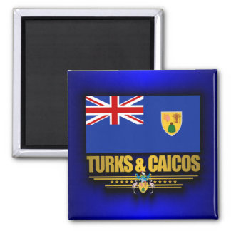 Turks & Caicos Pride Magnet