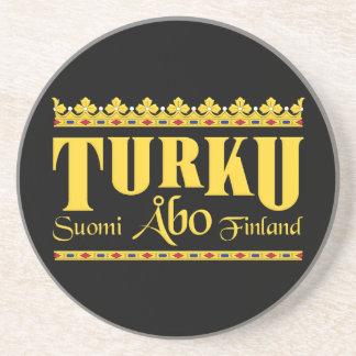 Turku Finland coaster