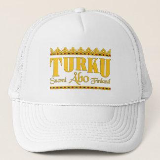Turku Finland hat