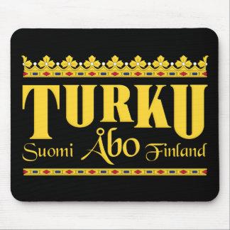 Turku Finland mousepad