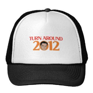 TURN-AROUND-2012 MESH HAT