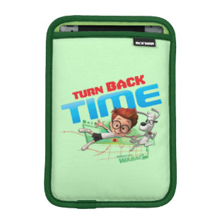 Turn Back Time iPad Mini Sleeve