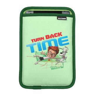 Turn Back Time iPad Mini Sleeves