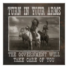 Turn In Your Arms Poster