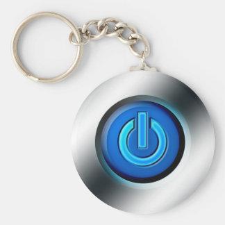 Turn Me On Joke Key Ring