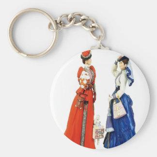 Turn-of-the-century keychain