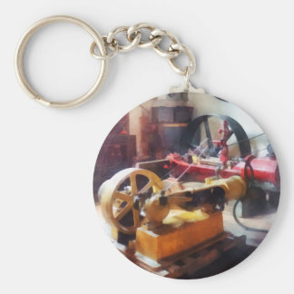 Turn of the Century Machine Shop Key Chains