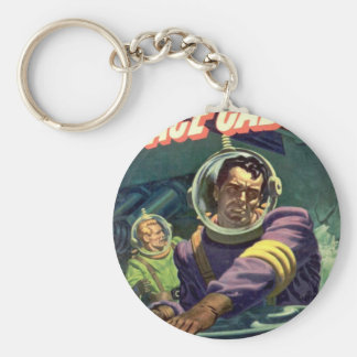 Turn Off the Water! Key Ring