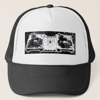 Turn Tables Trucker Hat