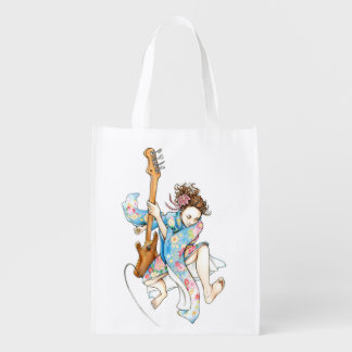"""Turn Wild"" Reusable Shopping Bag"
