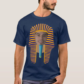 Turn yourself into an Egyptian Pharaoh T-Shirt! T-Shirt