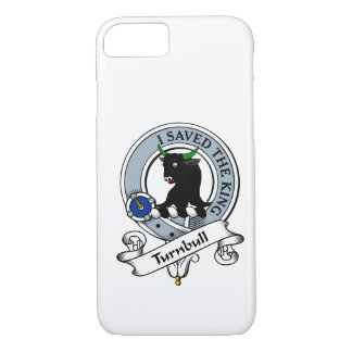 Turnbull Clan Badge iPhone 8/7 Case